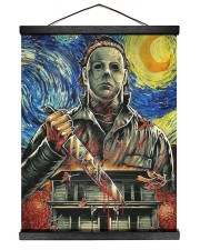 Canvas Killer Of The Night 16x20 Black Hanging Canvas thumbnail