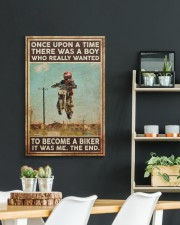 Once upon a time there was a boy 20x30 Gallery Wrapped Canvas Prints aos-canvas-pgw-20x30-lifestyle-front-04