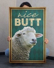 Sheep nice butt 1 20x30 Gallery Wrapped Canvas Prints aos-canvas-pgw-20x30-lifestyle-front-24