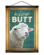 Sheep nice butt 1 Hanging Canvas tile