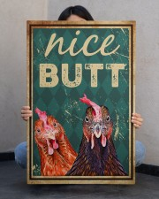 Two Chickens Nice But 20x30 Gallery Wrapped Canvas Prints aos-canvas-pgw-20x30-lifestyle-front-24