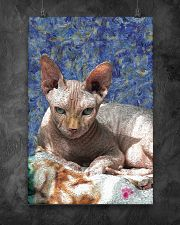 Sphynx cat 24x36 Poster poster-portrait-24x36-lifestyle-12