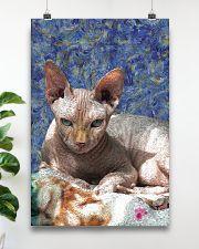 Sphynx cat 24x36 Poster poster-portrait-24x36-lifestyle-19