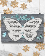 As I sit in heaven 36x24 Poster aos-poster-landscape-36x24-lifestyle-27