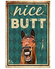 Horse Nice Butt Vertical Poster tile