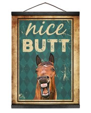 Horse Nice Butt Hanging Canvas tile