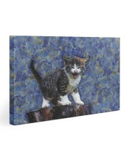 Cat love Gallery Wrapped Canvas Prints tile
