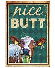 Cow Nice Butt Vertical Poster tile