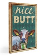 Cow Nice Butt 20x30 Gallery Wrapped Canvas Prints front
