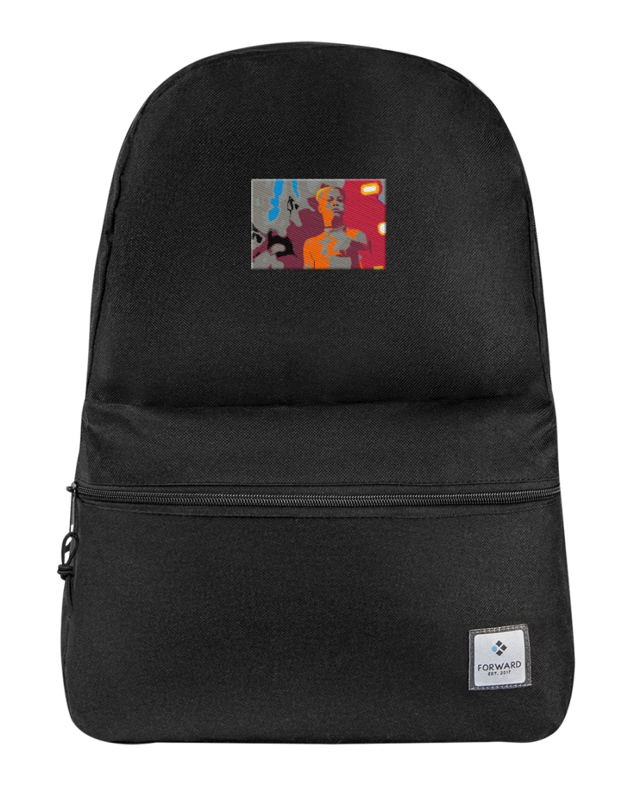 XXTENTACTION T-shirt simple Backpack