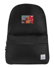 XXTENTACTION T-shirt simple Backpack front