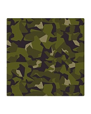 The Swedish M90 woodland camouflage Square Coaster thumbnail
