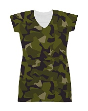 The Swedish M90 woodland camouflage All-over Dress thumbnail