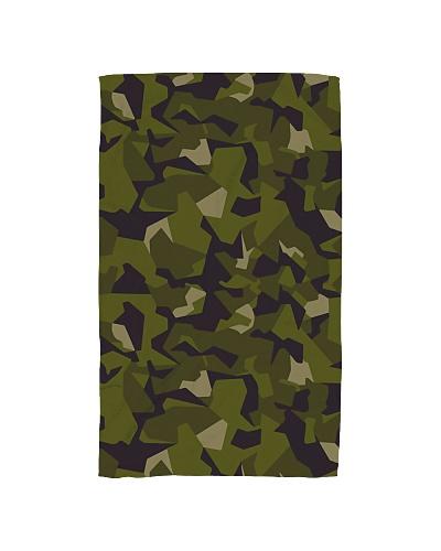 The Swedish M90 woodland camouflage
