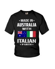 M in Australia with Italian parts Youth T-Shirt thumbnail