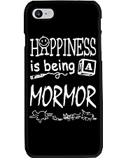 Happiness Is Being A Mormor Phone Case thumbnail