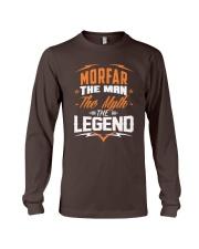 Morfar The Man - The Myth - The Legend Long Sleeve Tee thumbnail