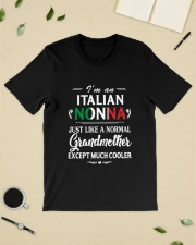 I'm An Italian Nonna Much Cooler Classic T-Shirt lifestyle-mens-crewneck-front-19