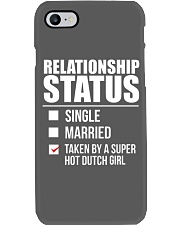 Taken by a super hot Dutch girl Phone Case thumbnail
