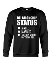 Taken by a super hot Dutch girl Crewneck Sweatshirt thumbnail