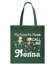 MY FAVORITE PEOPLE CALL ME NONNA-mug Tote Bag thumbnail