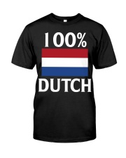 100 Percent Dutch Premium Fit Mens Tee thumbnail