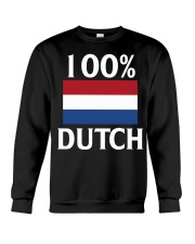 100 Percent Dutch Crewneck Sweatshirt thumbnail