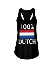 100 Percent Dutch Ladies Flowy Tank thumbnail