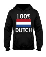 100 Percent Dutch Hooded Sweatshirt thumbnail