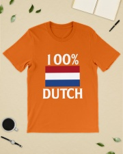 100 Percent Dutch Classic T-Shirt lifestyle-mens-crewneck-front-19