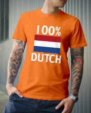 100 Percent Dutch Classic T-Shirt lifestyle-mens-crewneck-front-6