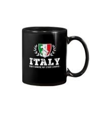 ITALY That's Where My Story Mug thumbnail