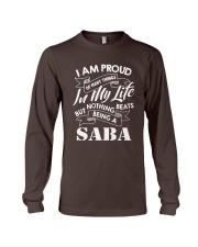 Saba - Proud Long Sleeve Tee thumbnail