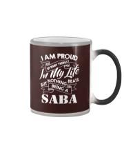 Saba - Proud Color Changing Mug thumbnail