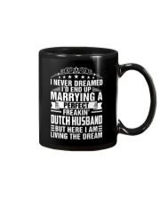 I never dreamed I'd End up Mug thumbnail