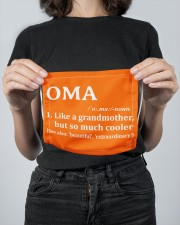 Oma - much cooler 2 Layer Face Mask - Single aos-face-mask-2-layers-lifestyle-front-15