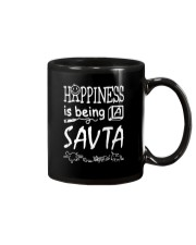 HAPPINESS IS BEING A SAV-TA Mug thumbnail