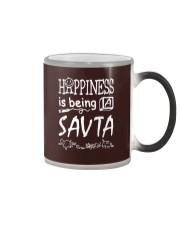HAPPINESS IS BEING A SAV-TA Color Changing Mug thumbnail