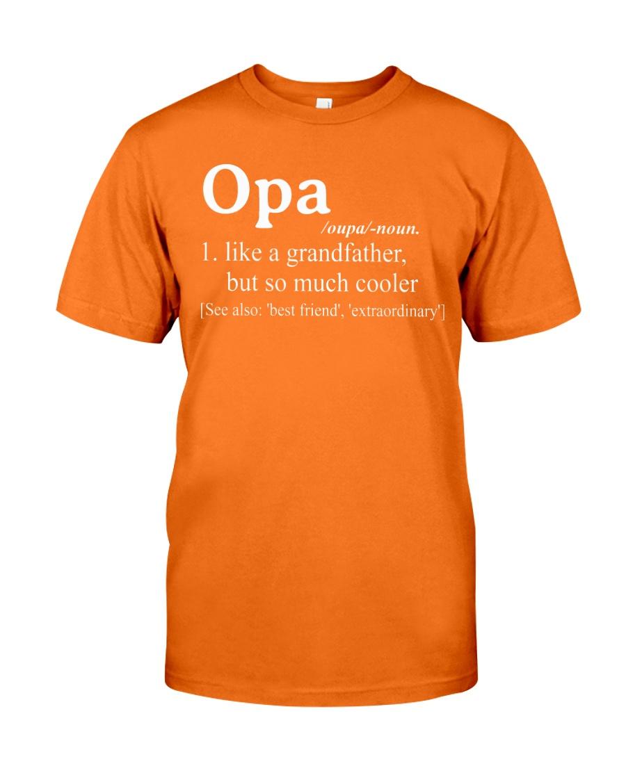 OPA - MUCH COOLER Classic T-Shirt