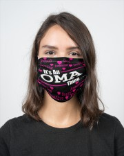 Oma thing 2 Layer Face Mask - Single aos-face-mask-2-layers-lifestyle-front-16