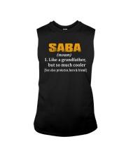 SA-BA noun Sleeveless Tee thumbnail
