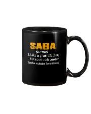 SA-BA noun Mug thumbnail