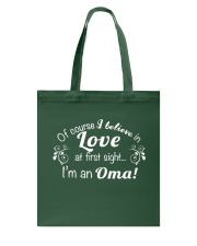 Of course I believe in love at first sight I'm  Tote Bag thumbnail