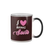 I  LOVE BEING SAVTA Color Changing Mug thumbnail
