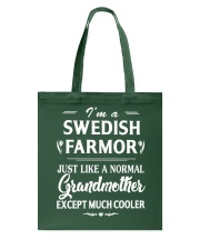 I'm A Swedish Farmor - Much Cooler Tote Bag thumbnail