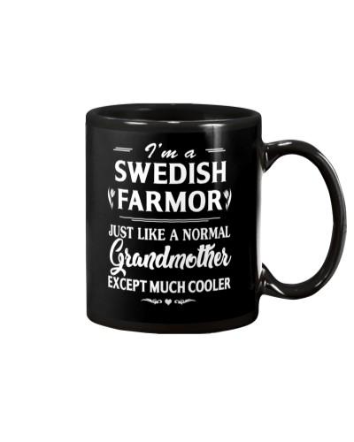 I'm A Swedish Farmor - Much Cooler