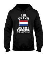 I am Dutch Hooded Sweatshirt thumbnail