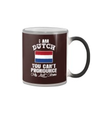 I am Dutch Color Changing Mug thumbnail