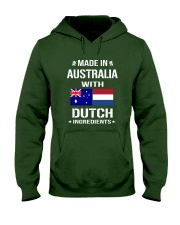 Made In Australia With Dutch Ingredients Hooded Sweatshirt thumbnail