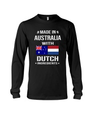 Made In Australia With Dutch Ingredients Long Sleeve Tee thumbnail